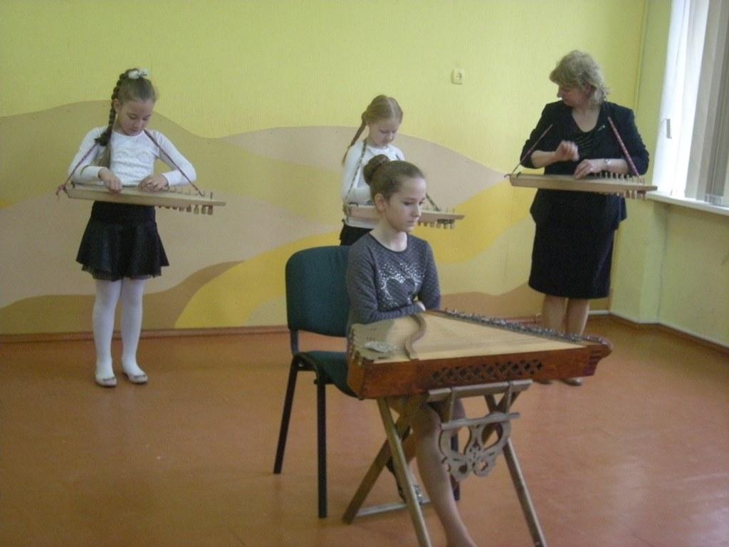 Kelias į muzikos mokyklą
