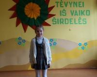 Tėvynei iš vaiko širdelės 2014 (mokyklinis)