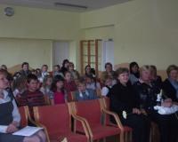 Poezijos pavasarėlis 2012 rajoninis