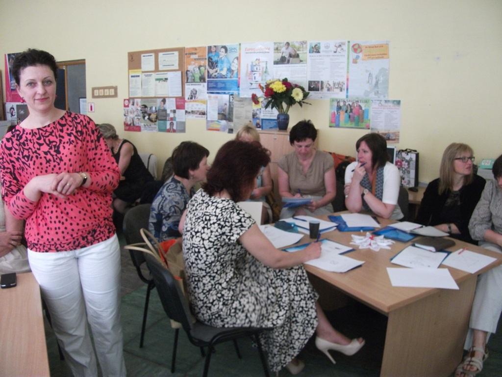 Seminaras kolegėms